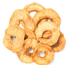 Unsulfured Dried Apple Rings