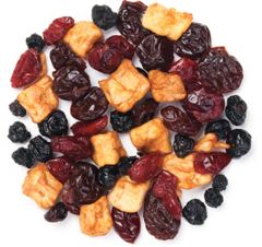 Dried Apple Berry Blend