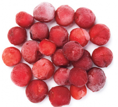 Individually Quick Frozen Cherries