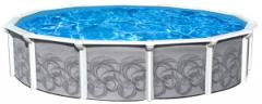 P-900 52″ Oval AboveGround Pool