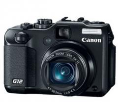 G12 Digital Camera