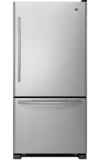 Bottom-Freezer Refrigerator with EcoConserve