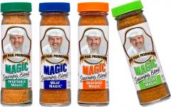 Magic Seasoning Blends® Custom Four Pack