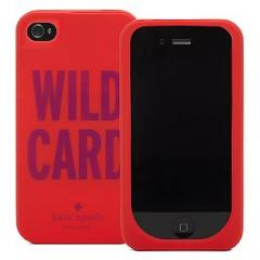Wild Card Silicone IPhone Case