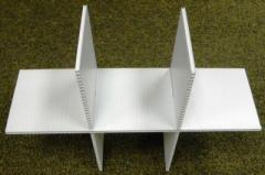 Plastic Corrugated Packaging Materials