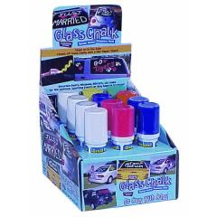 12-count Display Glasschalk