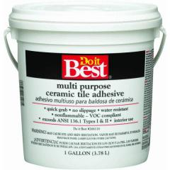 Do it Best® Multi Purpose Ceramic Tile Adhesive
