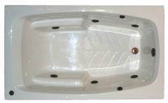 Cheyenne 5 Bathtub