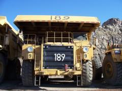 Cat 789 Off-Road Truck