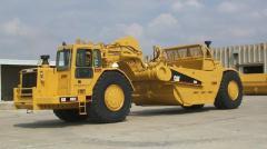 Cat 657E Scraper