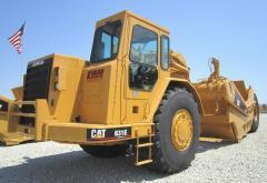 Cat 631E Scraper