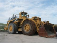 Cat 994 Wheel Loader