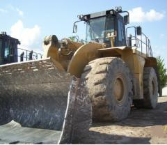 Cat 990H Wheel Loader