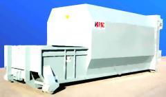 KSP2SC Self Contained Compactors