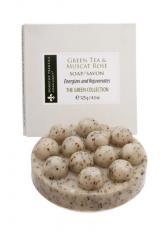 Green Tea & Muscat Rose Ecocert Organic