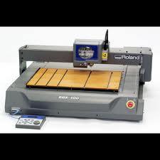 Roland EGX-400/600 рабочего гравер