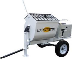 Plaster/Mortar Mechanical Drive 1200 Mixer
