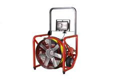 VR2 – Variable Speed Electric PPV Fan