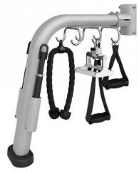 Life Fitness Multi-Jungle Handle/Accessory Rack
