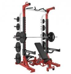 Hammer Strength Athletic Series Half Rack