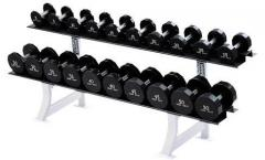Hammer Strength Dumbbell Rack-Double