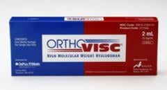 Orthovisc® High Molecular Weight Hyaluronic Acid