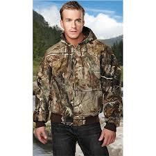 Timberline Camo Jacket  #4686C