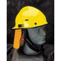 Pacific BR1 Brush Wildland Fire Helmet