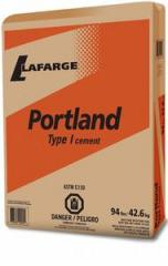 Type I Portland Cement