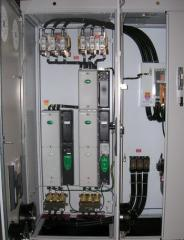 Motor Controls / Variable Speed Drives