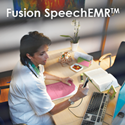 Fusion SpeechEMR™ Powered by Nuance's