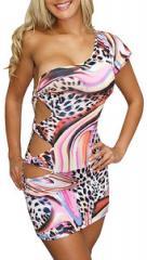 Smoldering Sexy Club Dress