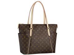 Louis Vuitton Totally Monogram MM Bag