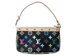 Louis Vuitton Monogram Multicolore Pochette Accessoires Bag