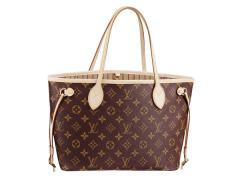 Louis Vuitton Monogram Neverfull MM Bag
