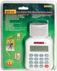 Auto-Dialer Burglar Alarm
