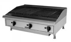 Toastmaster Lava Rock Charbroiler, 24""