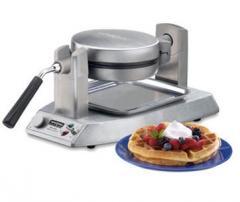 Waring Belgian Waffle Maker, single, 120v