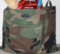 """MRE"" Shopping Bag"