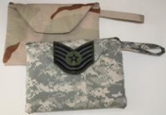 Base Patrol Wristlet - Diapers, Netbook, Kindle