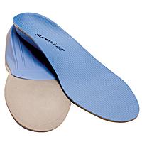 Blue Insoles Superfeet