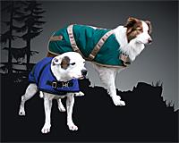 Turnout Dog Coats Foggy Mountain