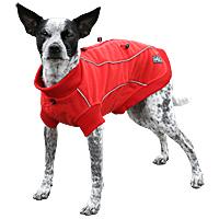 Waterproof Fleece Dog Jacket Hurtta
