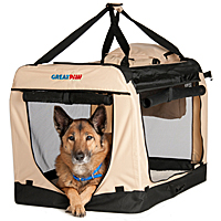 Lodge Soft Dog Crates Great Paw