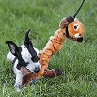 Chase It Replacement Squirrel Dog Toy