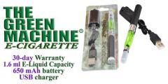 The Green Machine E - Cigarette