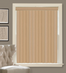 Vertical Blinds Faux Wood