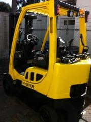 2005 Hyster S50XM Forklift