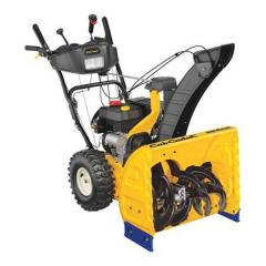 Two - Stage Snow Thrower Cub Cadet