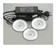 LED Light Fixture- Thally